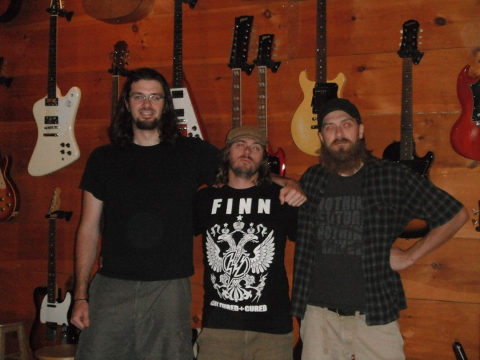 Woods of Ypres Recording