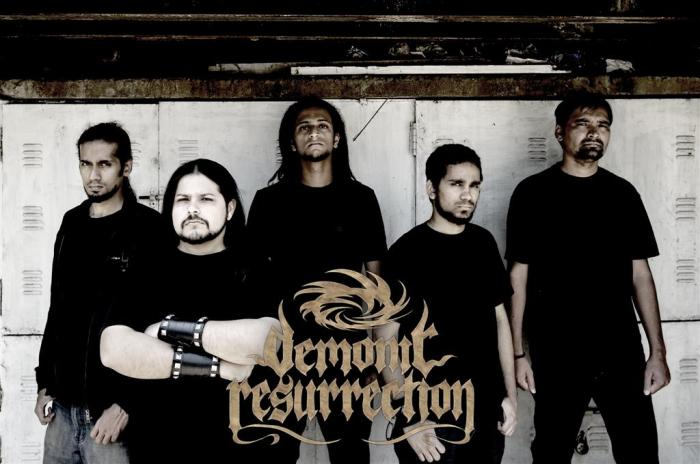 Demonic Resurrection 2012
