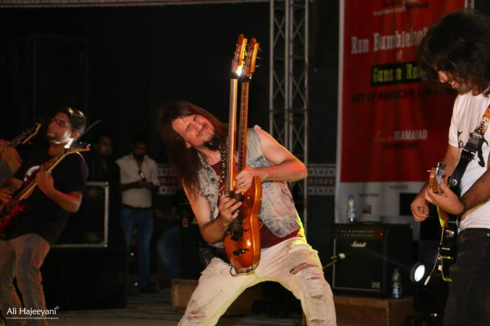 Bumblefoot ft. Blackhour