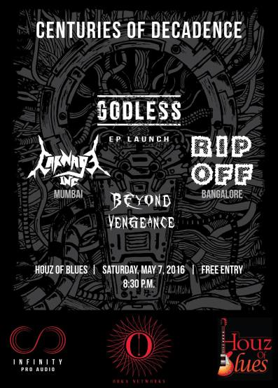 Godless Album launch gig
