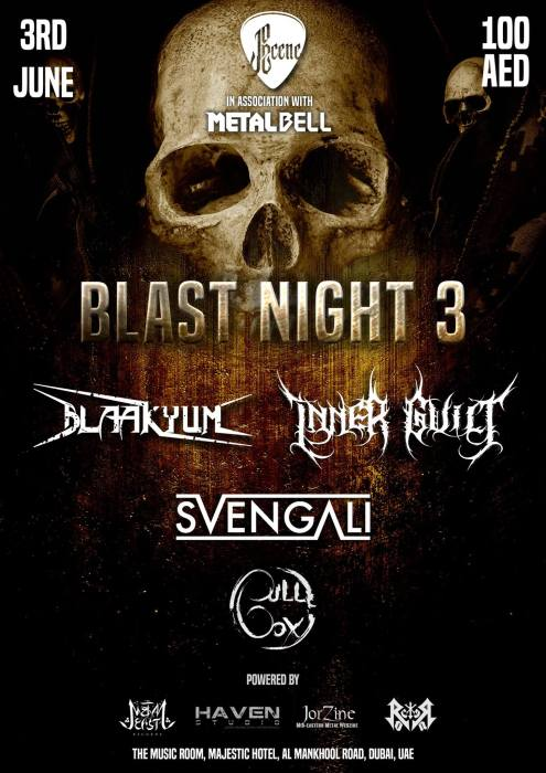 Blast night 3